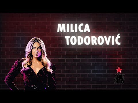 AMI G SHOW - Gost: Milica Todorović (21. 01.) - video