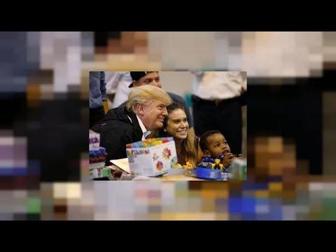Επίσκεψη Ντ. Τραμπ στο Τέξας