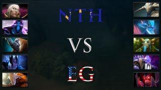 [#015] nTh vs EG (Game 2) - Finale Dreamhack Winter 2012 - DOTA 2 FR