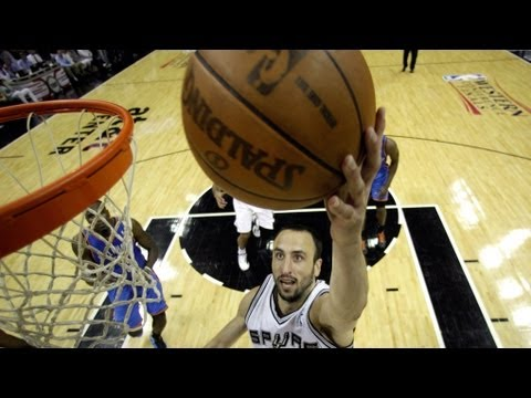 Top 5 Plays of Western Conference finals, Game 1