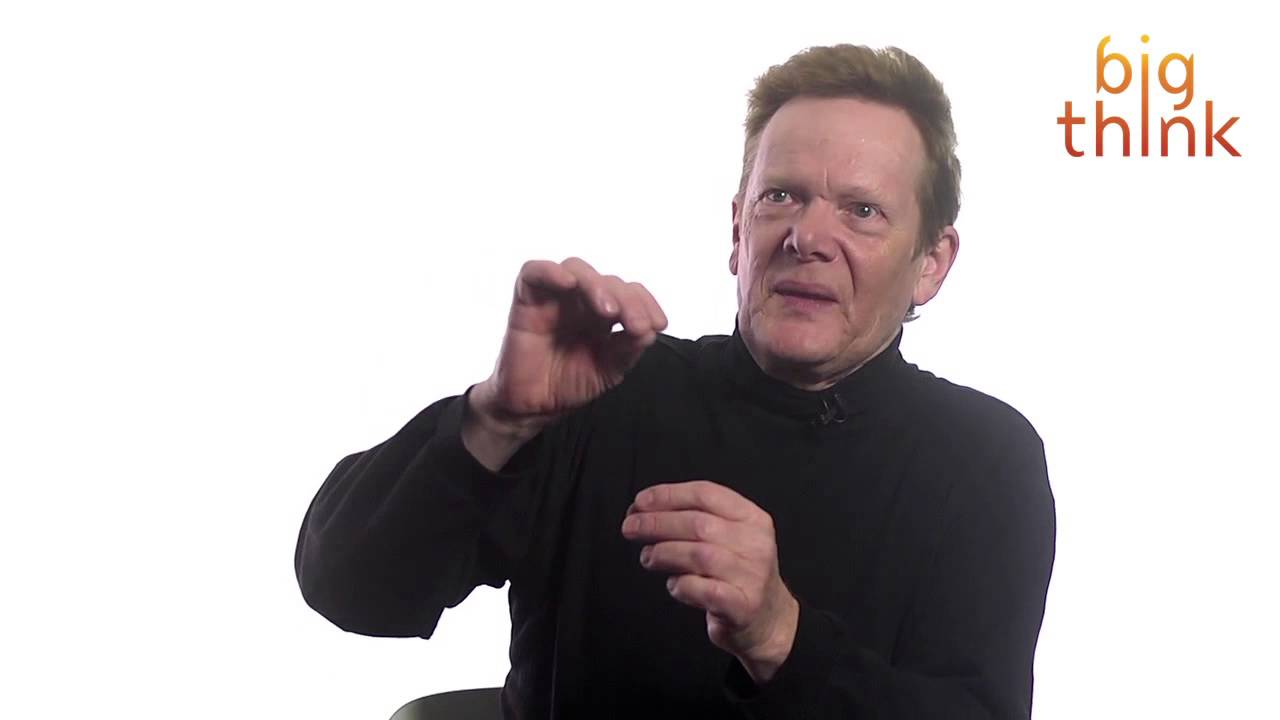 Big Think: Confessions of an Outlaw, with Philippe Petit