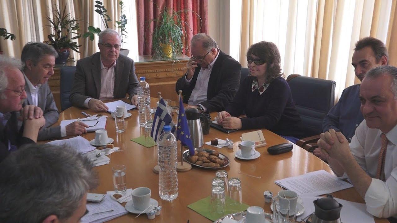 Συνάντηση E.Αποστόλου με Έλληνες ευρωβουλευτές για την ΚΑΠ