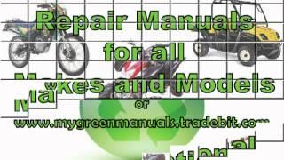 10. ARCTIC CAT ATV REPAIR MANUALS
