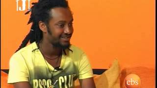 Jossy in Z House Show Interview with Comedian Lij Yared