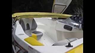 7. 2004 SeaDoo Sportster 4-TEC