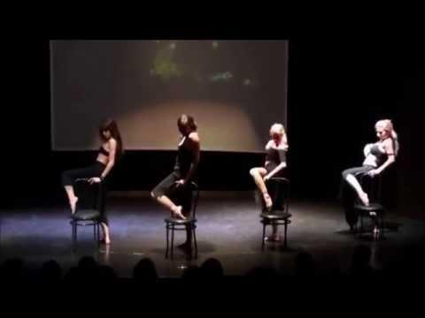 Steps in Time (Tango Jazz Choreo by Niki Melemeni & Georgia Zachou) – Jazzlin'