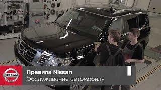 Правила Nissan. Рыбаки