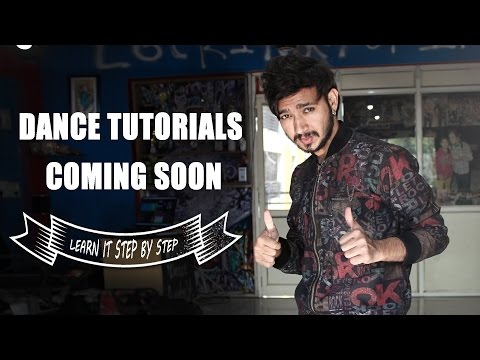 Be A Good Dancer At Your Home(place) | Dance Tutorials Coming Soon | Vicky Patel | India