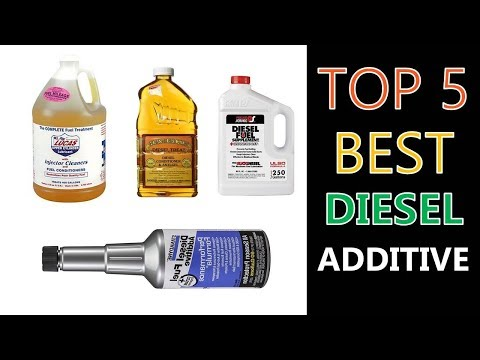 Best Diesel Additive 2018