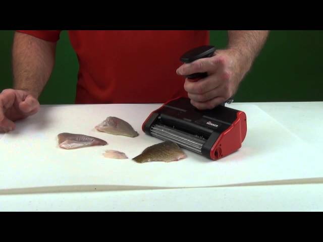 Skinzit how to remove the rib bones s for Skinzit fish skinner reviews