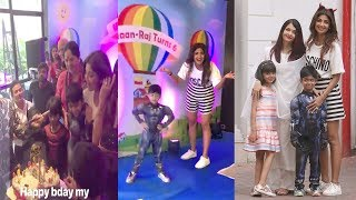 Video Inside Video: Shilpa Shetty's Son Viaan's 6th Birthday Party 2018-Aishwarya Rai,Aaradhya Bachchan MP3, 3GP, MP4, WEBM, AVI, FLV Mei 2018