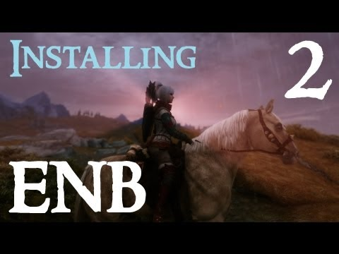 comment installer enb skyrim