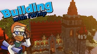 Building with fWhip :: CASTLE BELL TOWER :: #71 Minecraft 1.12 Single Player Survival