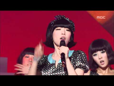 Brown Eyed Girls – How come, 브라운 아이드 걸스 – 어쩌다, Music Core 20081004
