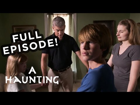 Dark Entity Invades Family Home- FULL EPISODE! | A Haunting