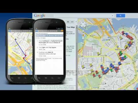Video of Map Explorer