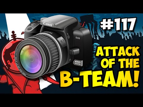 117 - Pungence & Skyzm help me film a commercial! Attack of the B-Team is a brand NEW Technic Mod Pack full of insane mods and lots to discover! Hit that LIKE button to support the series, thank...