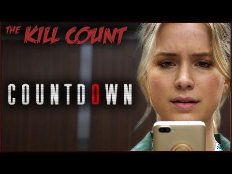 Countdown (2019) KILL COUNT