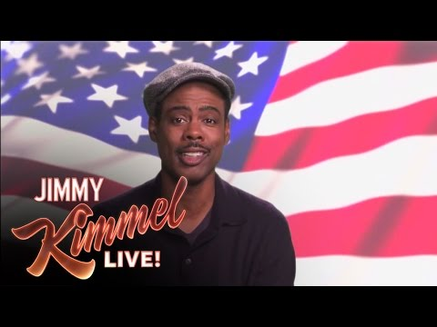 Chris Rock - Message for White Voters Video