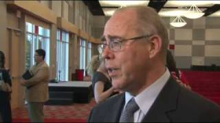 KVVU Interview with President Smatresk - March 2, 2010