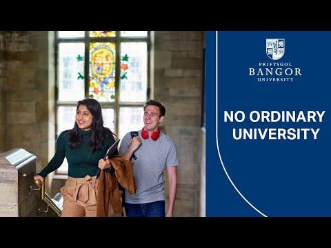 Bangor University: Three-Year Degree