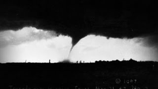 Woodward (OK) United States  City pictures : The 1947 F5 Woodward Oklahoma Tornado