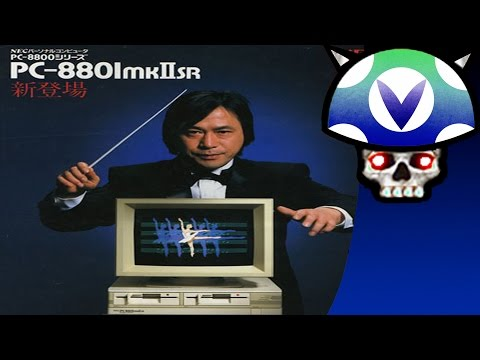 [Vinesauce] Joel - PC-8801 Madness ( Obscure Crappy PC games from Japan )