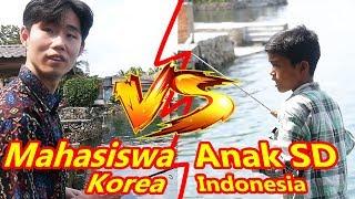 Video Mahasiswa Korea tantang mancing Anak SD Indonesia!? MP3, 3GP, MP4, WEBM, AVI, FLV Agustus 2019