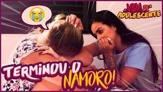 Video TERMINARAM O NAMORO!! - VIDA ADOLESCENTE #15 [ REZENDE EVIL ] MP3, 3GP, MP4, WEBM, AVI, FLV Maret 2018