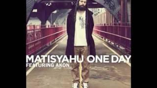 Matisyahu Feat Akon - One Day (Studio Version) +[Lyrics] HQ
