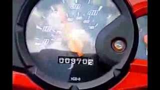 9. Yamaha zuma 50f