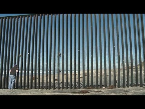 Κατακόρυφη πτώση της παράνομης μετανάστευσης από το Μεξικό στις ΗΠΑ