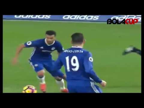 Chelsea 2 - 1 Tottenham Hotspur All Goals - Premier League | 27/11/16