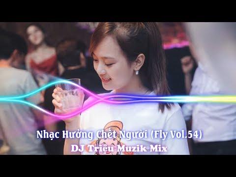 Nonstop 2018 - Nhạc Hưởng Chết Người - DJ Triệu Muzik Mix (Fly Vol.54) | Ánh Chuột