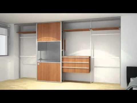 Repisas minimalistas df videos videos relacionados con for Closets minimalistas df