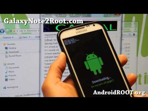sch - Here's how to unlock bootloader on your Verizon Galaxy Note 2 SCH-i605 and install TWPR recovery! Download and Step-by-Step instructions here: http://galaxyn...