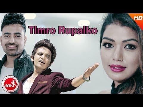 (New Nepali Song 2074/2017   Timro Rupaiko...4 minutes, 8 seconds.)