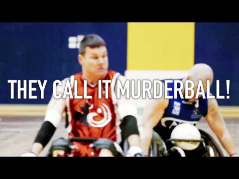 Test Event Promo - GIO 2018 IWRF Wheelchair Rugby World Championship