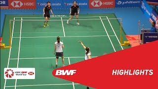 Video WD | CHEN/JIA (CHN) [1] vs MATSUTOMO/TAKAHASHI (JPN) [5] | BWF 2018 MP3, 3GP, MP4, WEBM, AVI, FLV November 2018