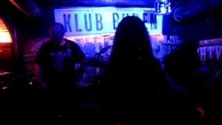 Video Let Them Burn - Anger Arise - Club Buben Prague 2015