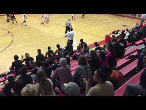 Jackson High vs. Everett Basketball Highlights - Feb. 24th, 2017