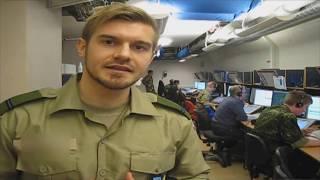 Kontrol- og varslingsofficer i Forsvaret