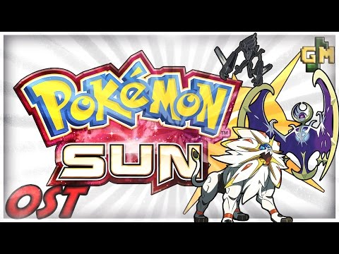 Solgaleo / Lunala / Necrozma Legendary Battle - Pokemon Sun & Moon Music Extended
