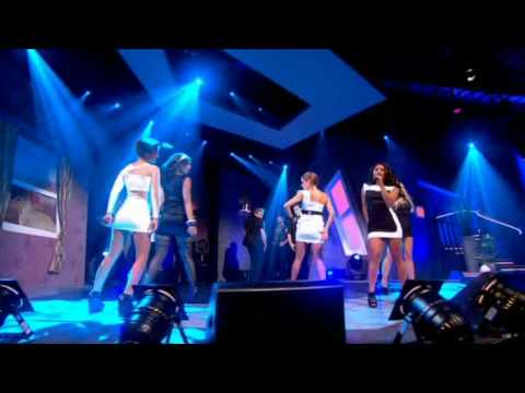 0 Video: The Saturdays perform Missing You (Cahill Remix) on Alan Carr