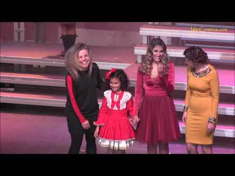Proclamación de las Reinas del Carnaval de Isla Cristina 2018
