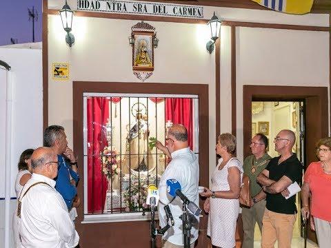 Inauguración Bendición Capilla Hdad Ntra Sra del Carmen de Isla Cristina
