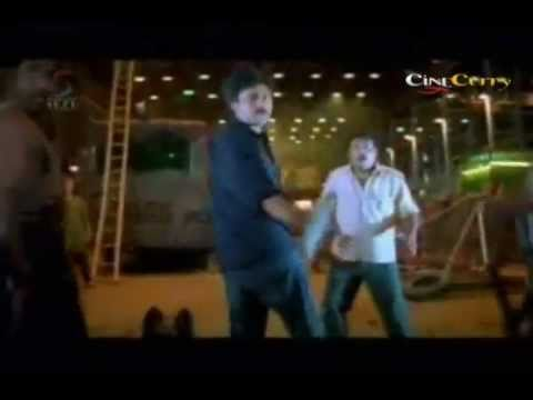 Pawan Kalyan's Best Action Scene From Mere Badle Ki Aag