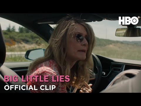 Big Little Lies: Renata and Gordon Fight in the Car (Season 2 Episode 2 Clip) | HBO