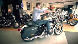 6. Harley-Davidson® Superlow® 1200T