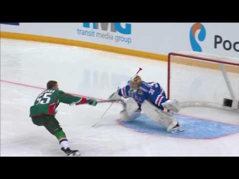 Vladimir Tkachyov tremendous shootout at ASG 17 (видео)